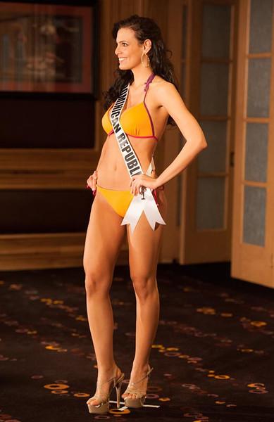 Miss Dominican Republic 2012, Dulcita Lieggi