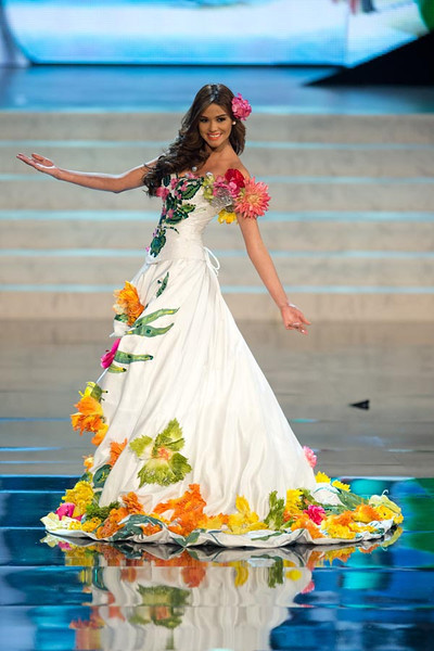 Miss El Salvador 2012, Ana Yancy Clavel