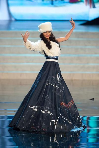 Miss Estonia 2012, Natalie Korneitsik