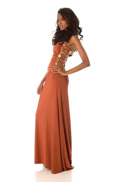 Helen Getachew – Miss Ethiopia Gown