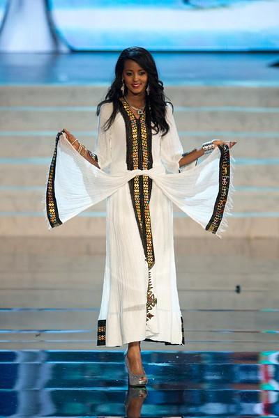 Miss Ethiopia 2012, Helen Getachew