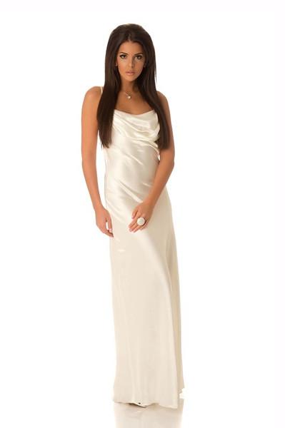 Sara Chafak – Miss Finland Gown