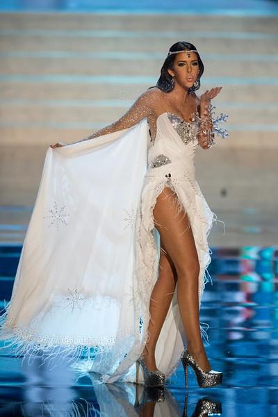 Miss Finland 2012, Sara Chafak