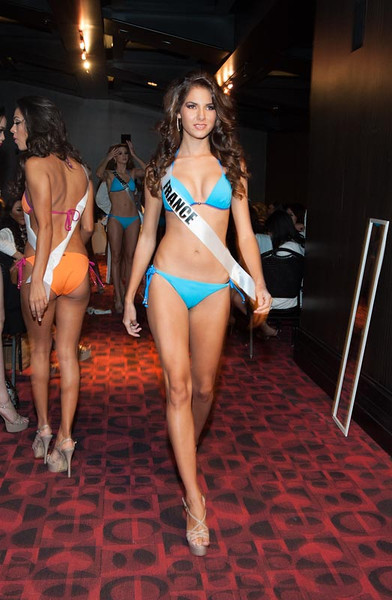 Miss France 2012, Marie Payet