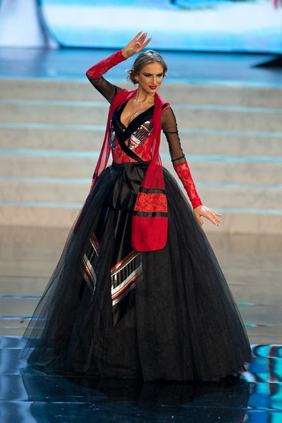 Miss Georgia 2012, Tamar Shedania