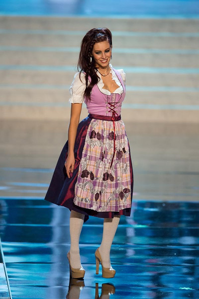 Miss Germany 2012, Alicia Endemann