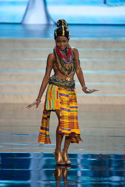 Miss Ghana 2012, Gifty Ofori