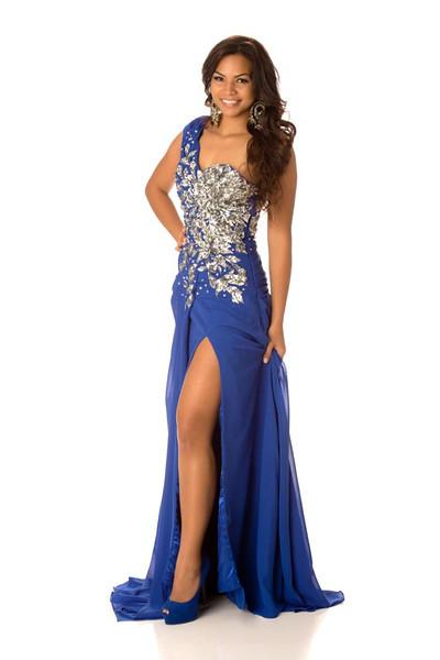 Alyssa Cruz Aguero – Miss Guam Gown