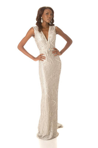 Christela Jacques – Miss Haiti Gown