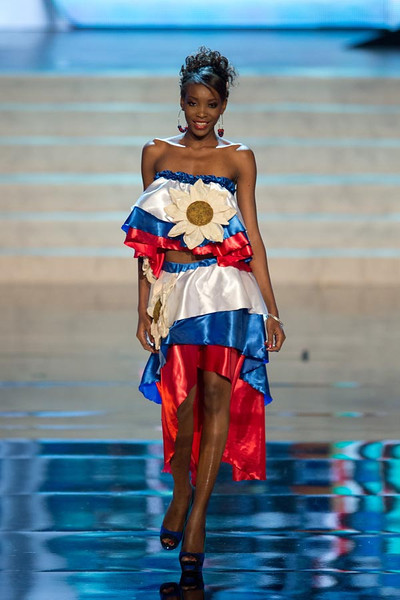 Miss Haiti 2012, Christela Jacques