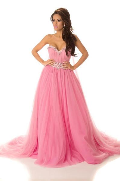 Jennifer Andrade – Miss Honduras Gown