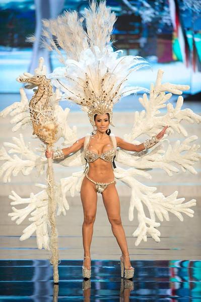 Miss Honduras 2012, Jennifer Andrade