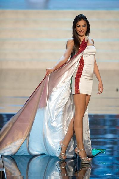 Miss Italy 2012, Grazia Pinto