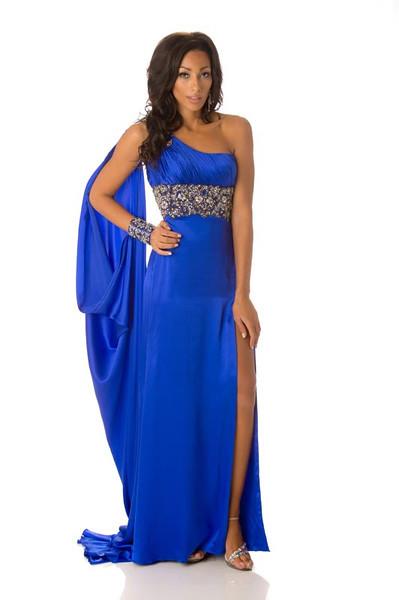 Chantal Zaky – Miss Jamaica Gown