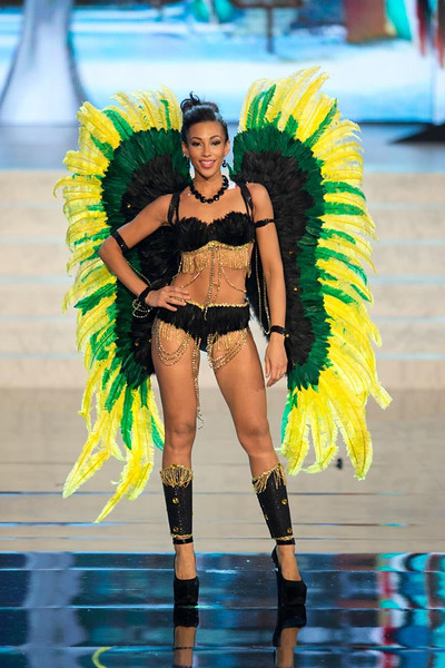 Miss Jamaica 2012, Chantal Zaky