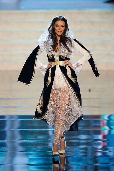 Miss Kosovo 2012, Diana Avdiu