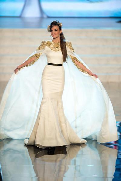 Miss Lebanon 2012, Rina Chibany
