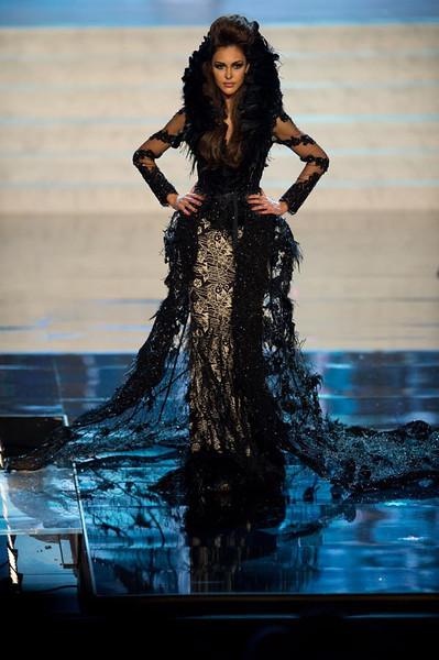 Miss Malaysia 2012, Kimberley Leggett