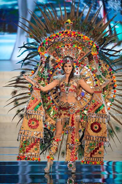Miss Mexico 2012, Karina Gonzalez