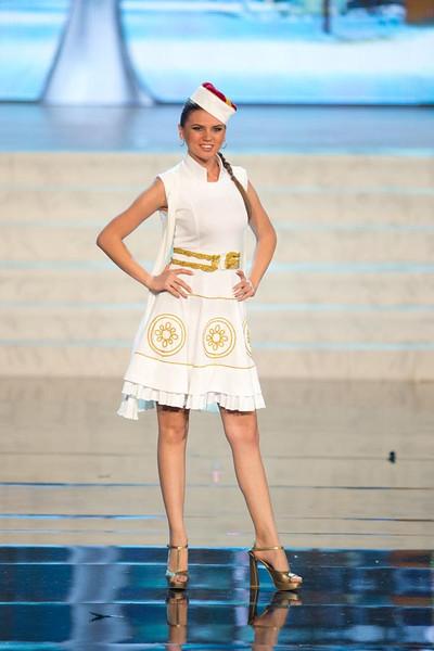 Miss Montenegro 2012, Andrea Radonjic
