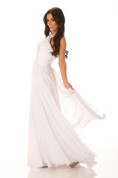 Talia Bennett – Miss New Zealand Gown
