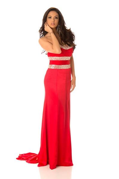 Farah Eslaquit – Miss Nicaragua Gown