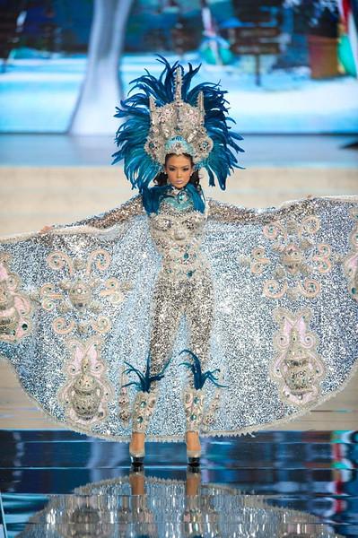 Miss Nicaragua 2012, Farah Eslaquit