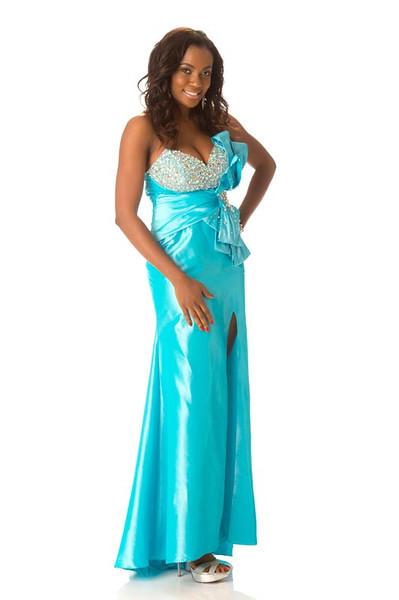 Isabella Agbor Ojong Ayuk – Miss Nigeria Gown