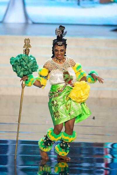 Miss Nigeria 2012, Isabella Agbor Ojong Ayuk