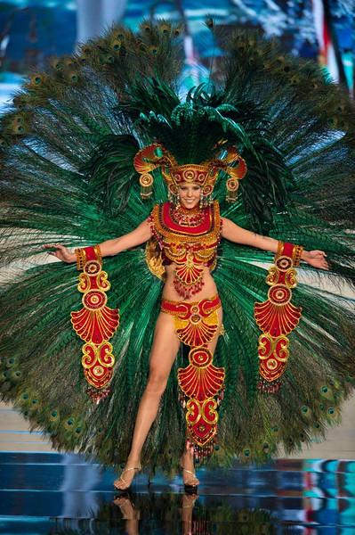 Miss Panama 2012, Stephanie Vander Werf