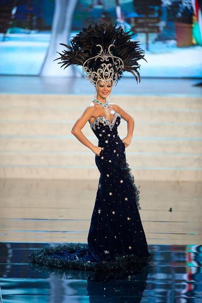 Miss Paraguay 2012, Egni Eckert