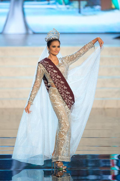 Miss Philippines 2012, Janine Tugonon