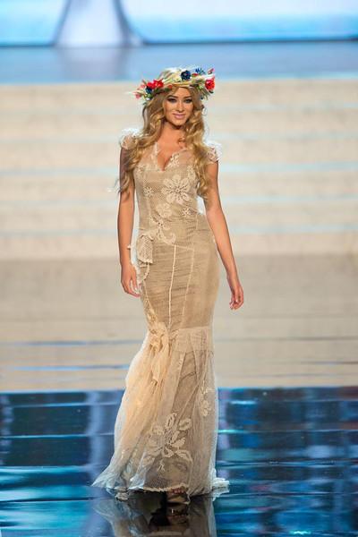 Miss Poland 2012, Marcelina Zawadzka