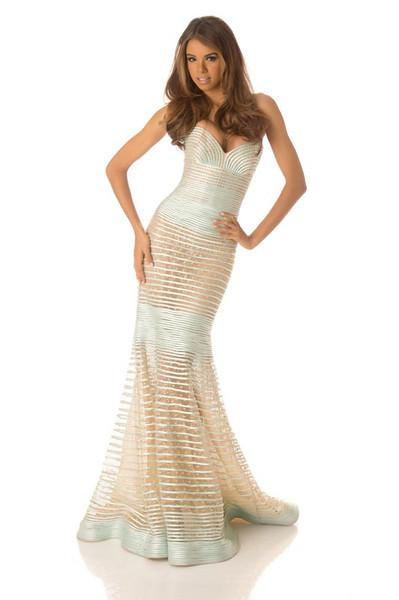 Bodine Koehler – Miss Puerto Rico Gown
