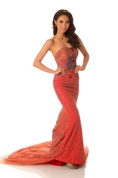 Lynn Tan – Miss Singapore Gown