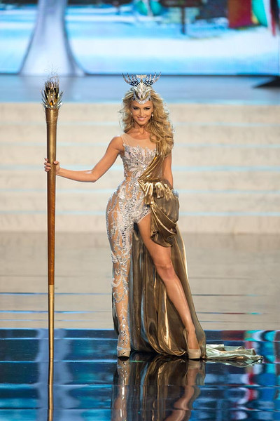 Miss South Africa 2012, Melinda Bam