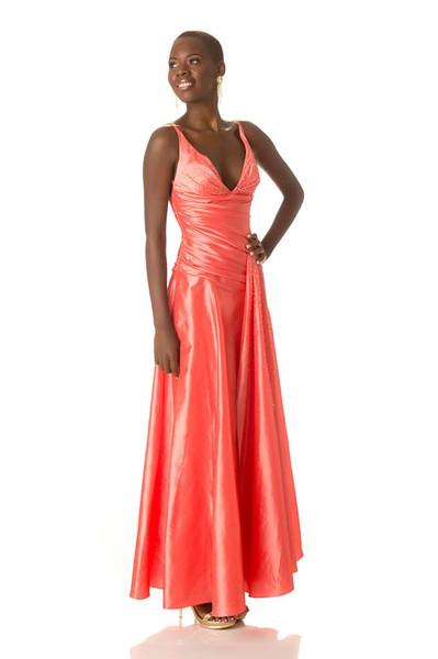 Tara Edward – Miss St. Lucia Gown
