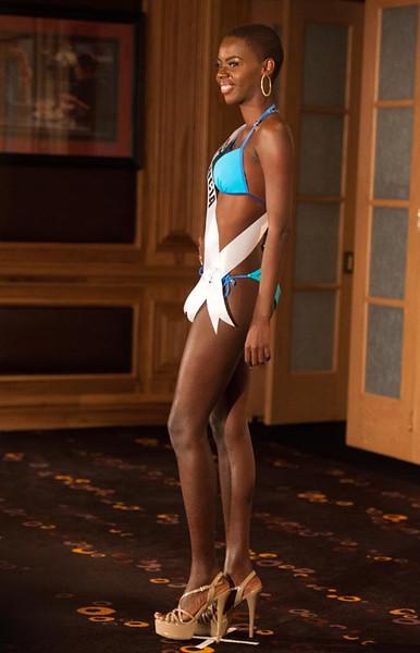 Miss St. Lucia 2012, Tara Edward