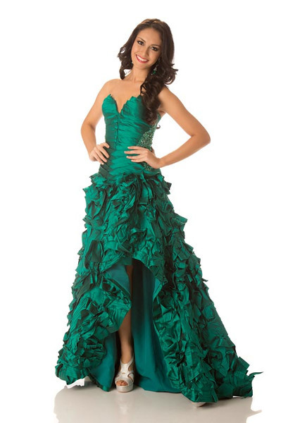 Nutpimon Farida Waller – Miss Thailand Gown
