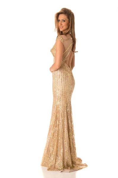 Cagil Ozge Özkul – Miss Turkey Gown