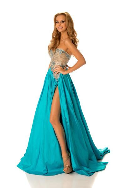 Anastasia Chernova – Miss Ukraine Gown