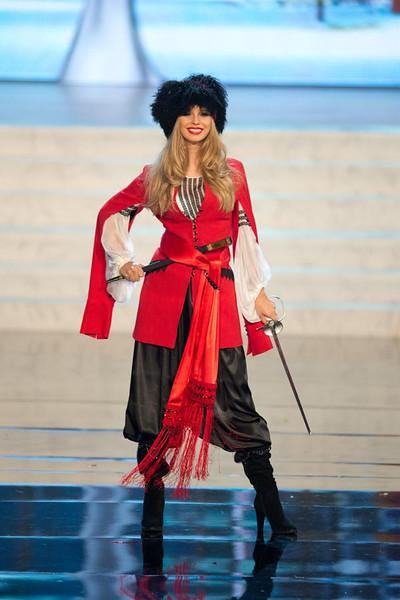 Miss Ukraine 2012, Anastasia Chernova
