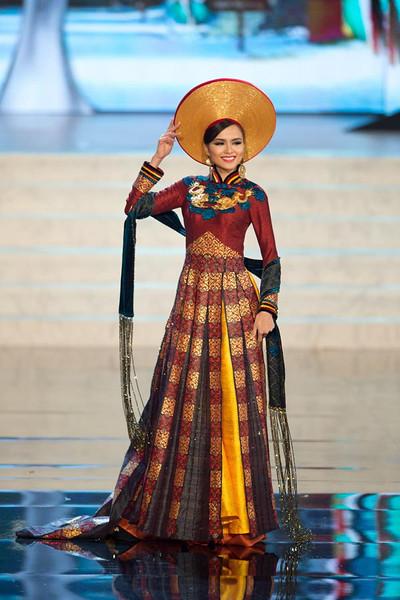 Miss Vietnam 2012, Diem Huong Luu