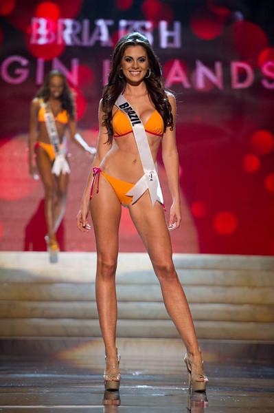 Miss Brazil Gabriela Markus Photo