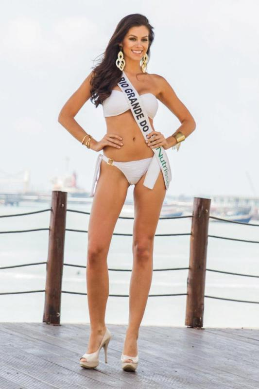 Miss Brazil Gabriela Markus Pictures