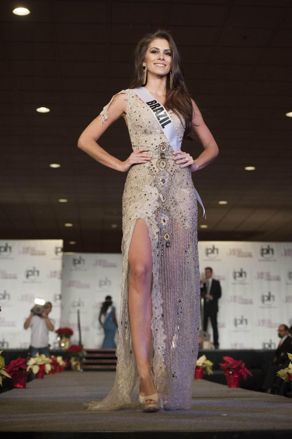 Miss Brazil Gabriela Markus