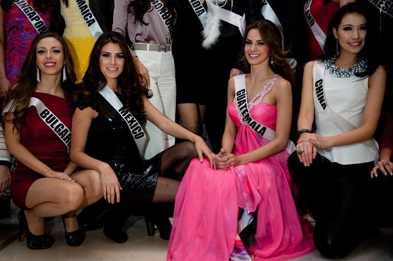 Miss Guatemala Laura Godoy Photo