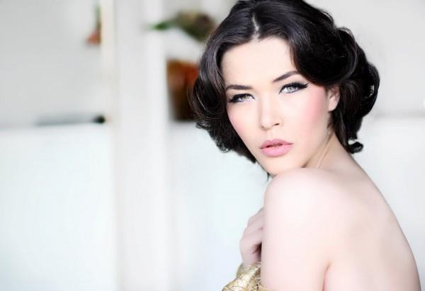 Miss Kosovo Diana Avdiu Photo