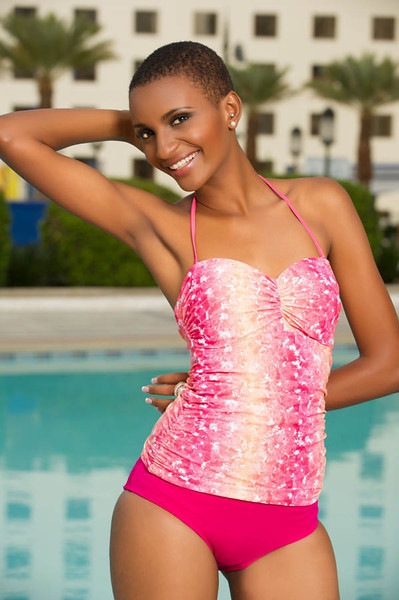 Winfrida_Dominic - Miss Tanzania in Bikini