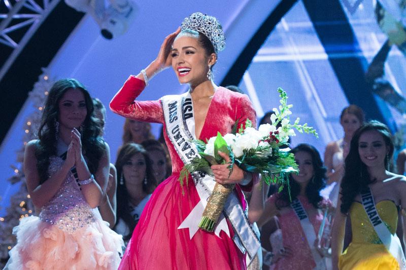 Olivia Culpo Win Miss Universe 2012